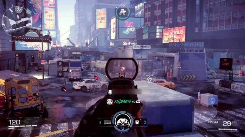 De Splinter Cell x The Division x Ghost Recon shooter van Ubisoft wordt vandaag onthuld en lijkt erg op Call of Duty