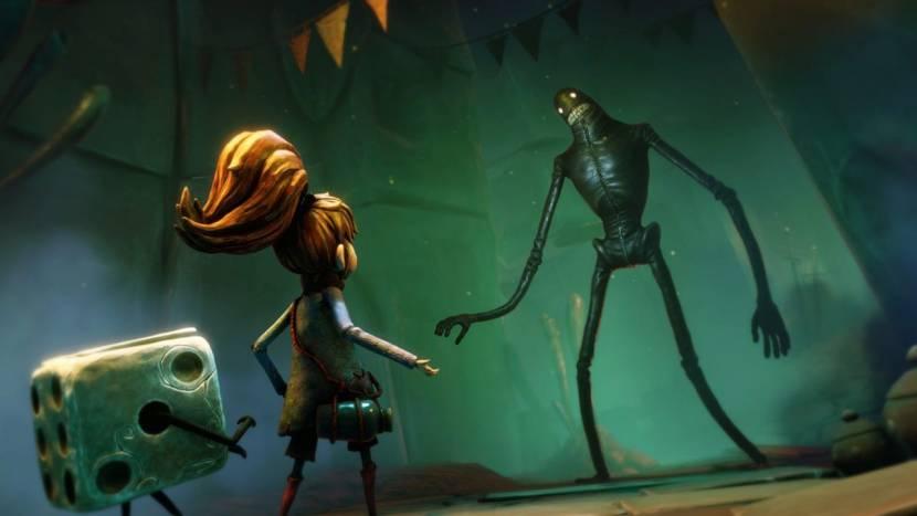 Lost in Random komt weer boven water en toont verse gameplay