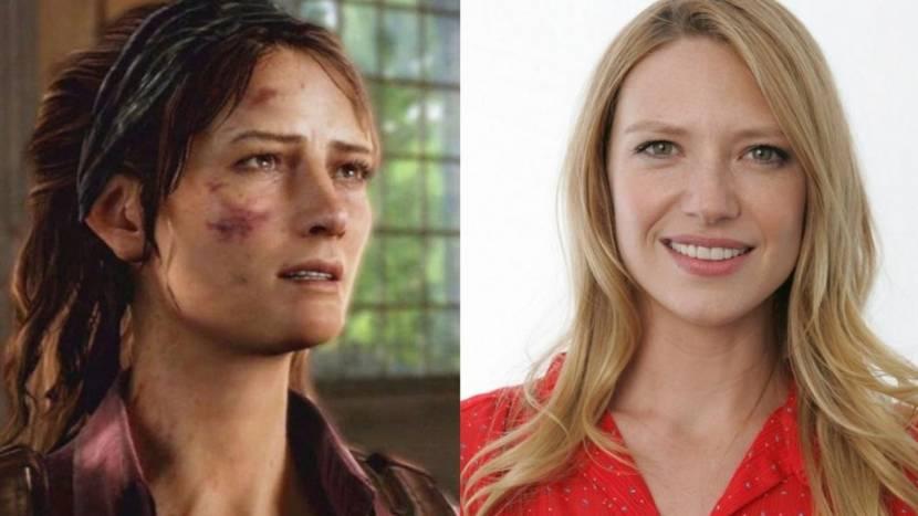 Anna Torv speelt Tess in The Last of Us tv-serie