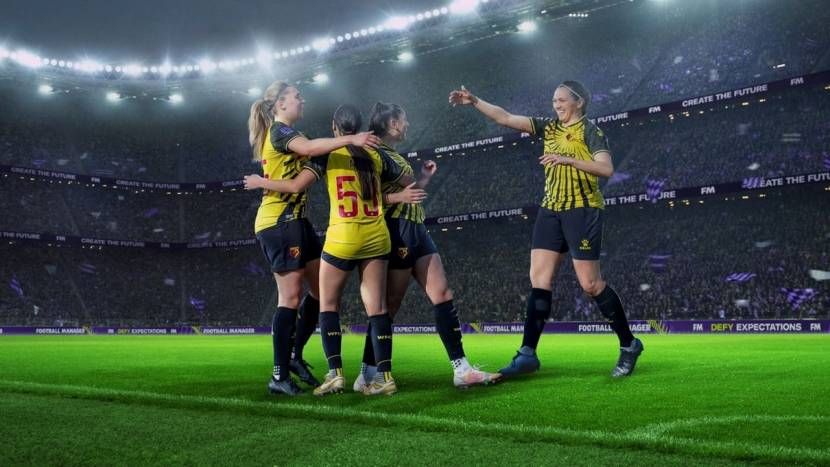 Football Manager voegt vrouwenvoetbal toe