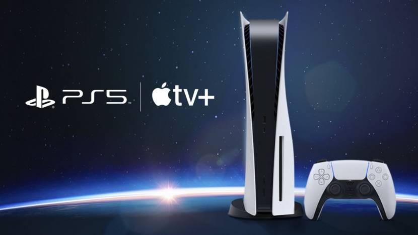 Wie een PS5 heeft, krijgt 6 maanden gratis Apple+