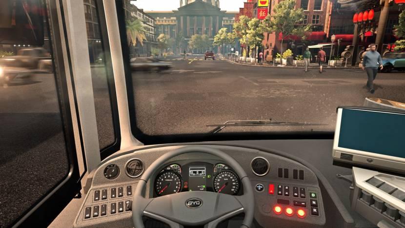 Bus Simulator 21 pronkt met verschillende busmerken