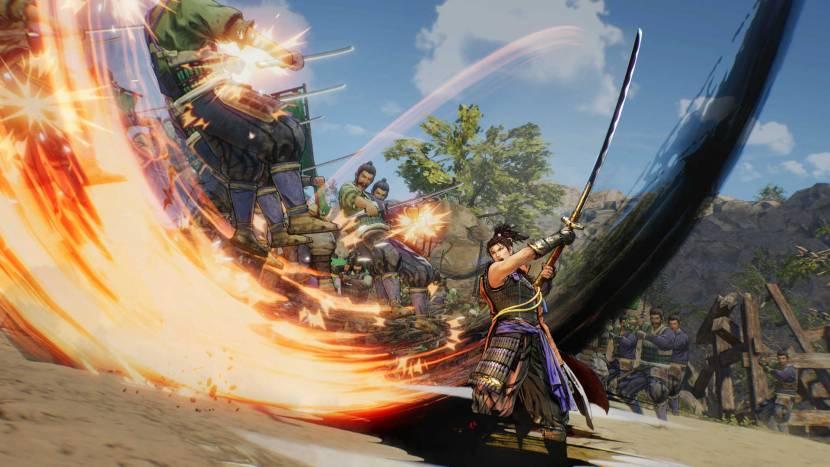 REVIEW   Samurai Warriors 5 spat van het scherm