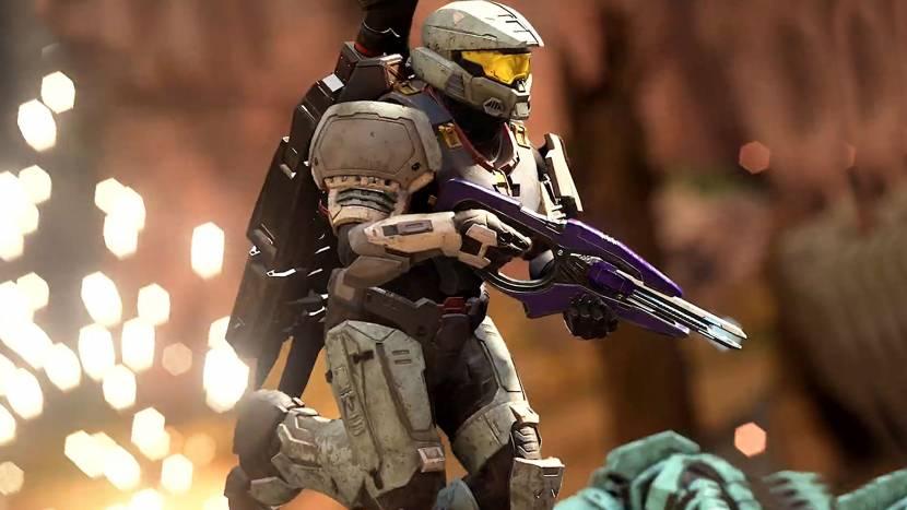Halo Infinite toont volledige multiplayer match, laat je voor het eerst ooit wapens droppen