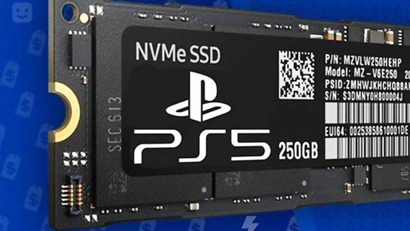 PS5 krijgt binnenkort ondersteuning voor SSD-uitbreiding