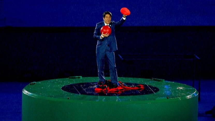 Nintendo trok zich op laatste moment terug uit openingsceremonie van Olympische Spelen
