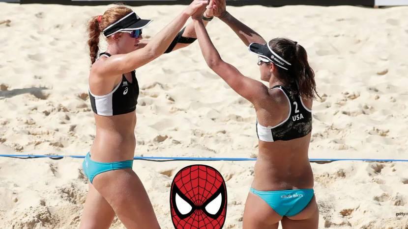 Olympische volleybalster verklaart haar liefde voor PlayStation game Spider-Man