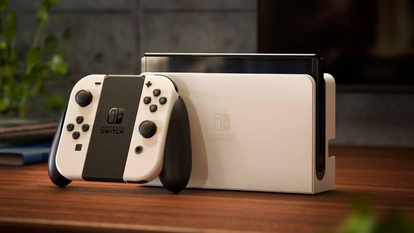 HANDS-ON | Nintendo Switch OLED-model toont Nintendo-figuren kleurrijker dan ooit
