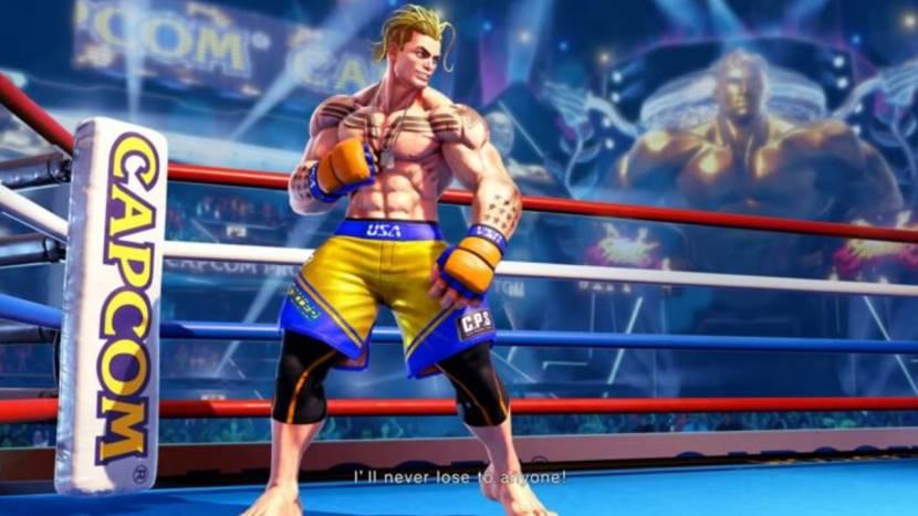 Akira en Oro verschijnen binnenkort voor Street Fighter V, bokser Luke onthuld