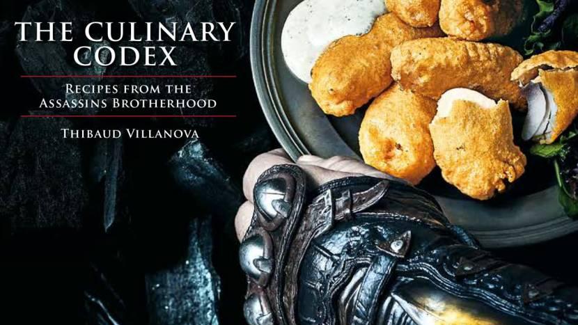 Assassin's Creed kookboek op komst