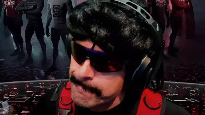 Dr Disrespect begint eigen gaming studio