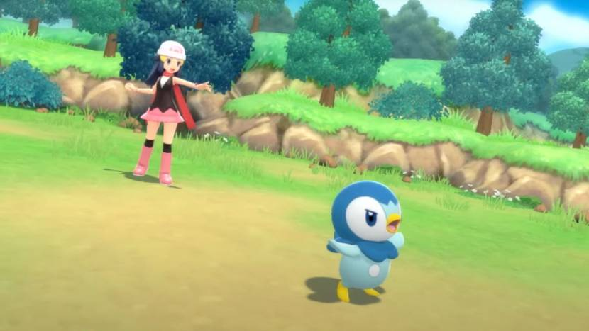 Pokémon Brilliant Diamond en Pokémon Shining Pearl introduceren drie nieuwe features