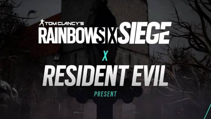 Rainbow Six Siege en Resident Evil slaan handen opnieuw in elkaar