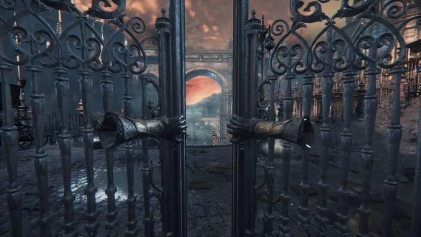 Nieuwe Bloodborne first-person mod ziet er best goed uit