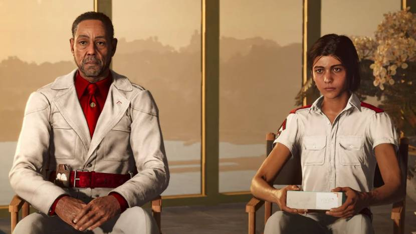 Een wrede dictator in Far Cry 6 story trailer