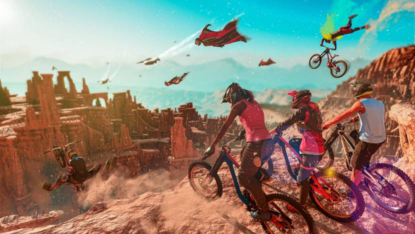 HANDS-ON | Riders Republic raast richting release