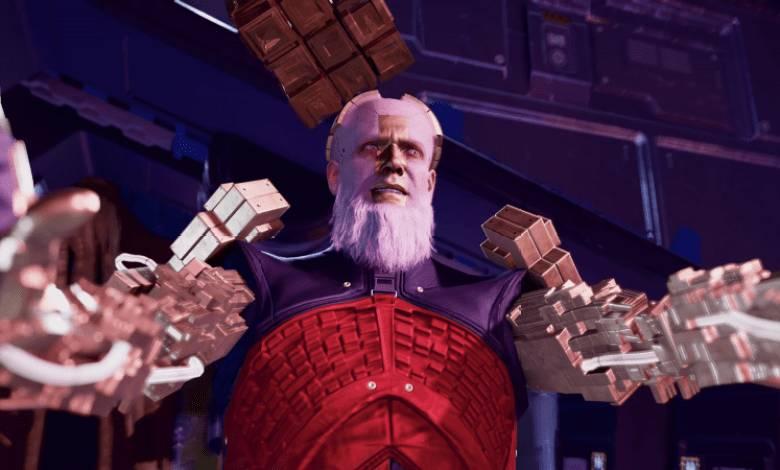 Ontdek de Grand Unified Raker in Marvel's Guardians of the Galaxy