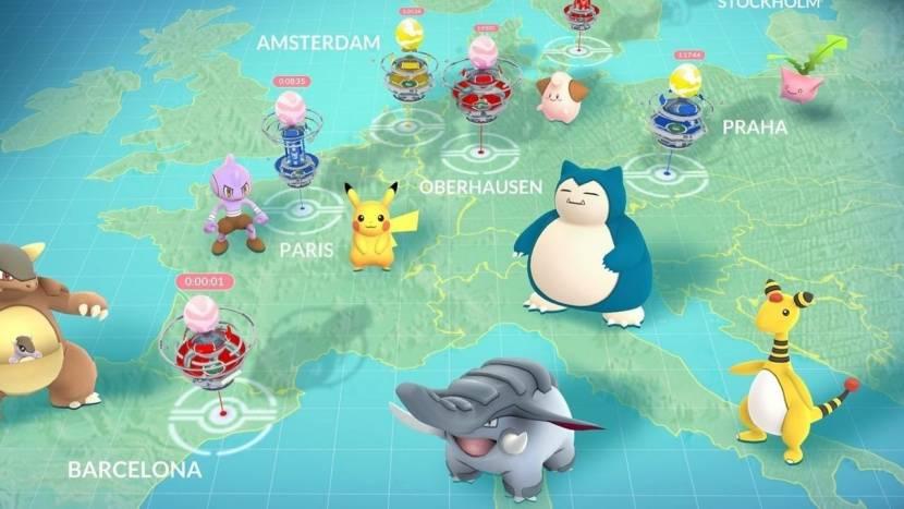 Groot nieuws voor Pokémon GO: PokéStops en Gyms permanent van op langere afstand bereikbaar