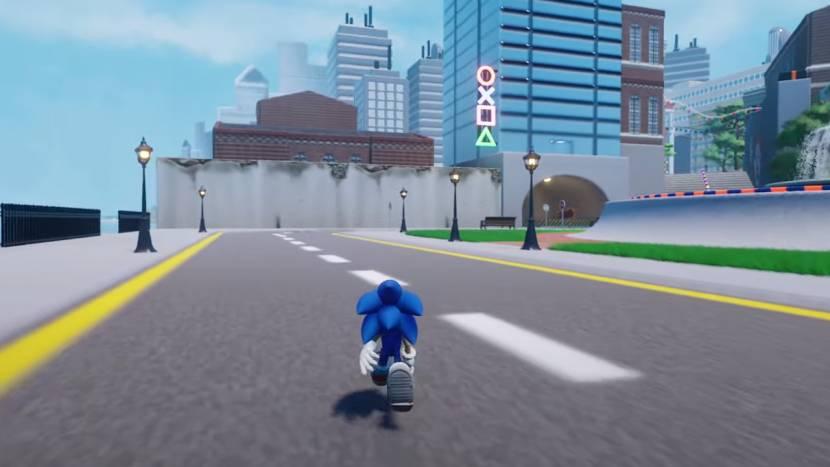 Indrukwekkend: Sonic game gemaakt in Dreams op PS5