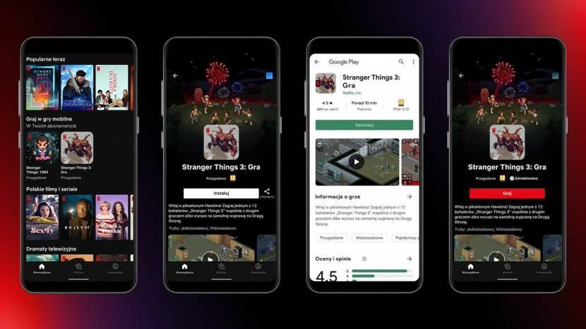 Netflix voert in Polen eerste test uit met games