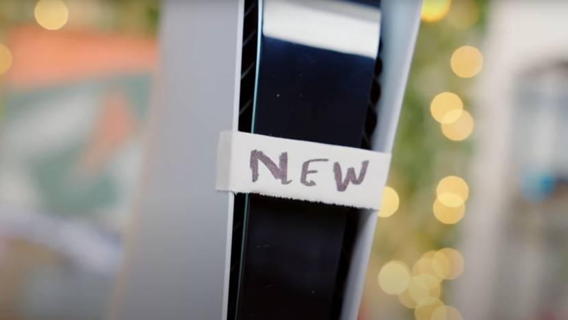 Nieuw PS5 model is iets lichter, maar wordt ook iets warmer