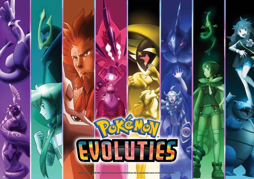 Pokémon Evolutions is nieuwe anime om 25 jaar Pokémon te vieren