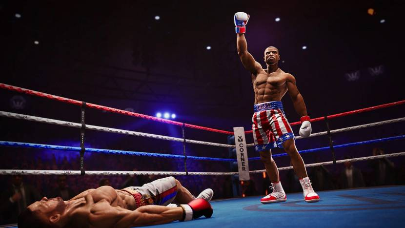 REVIEW   Big Rumble Boxing: Creed Champions slaat de concurrentie niet KO