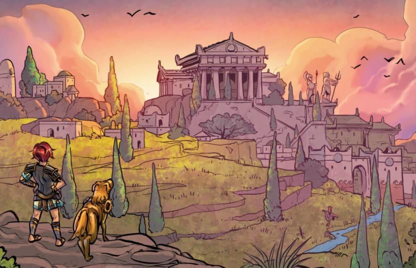 Strips van Immortals Fenyx Rising en Watch Dogs Legion nu in de winkel