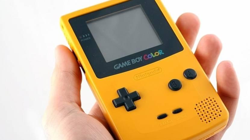 Game Boy en Game Boy Color games op weg naar Nintendo Switch