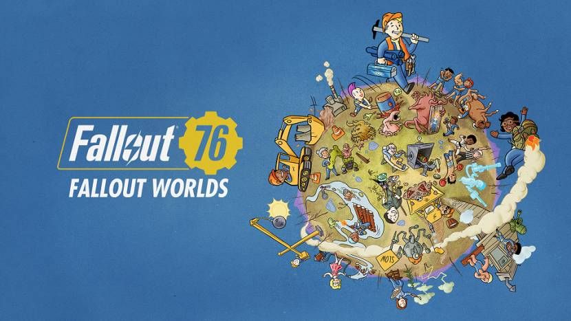 Creëer je eigen wereld met Fallout Worlds in Fallout 76