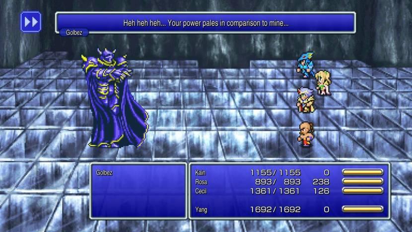 Ook Pixel Remaster van Final Fantasy IV nu beschikbaar