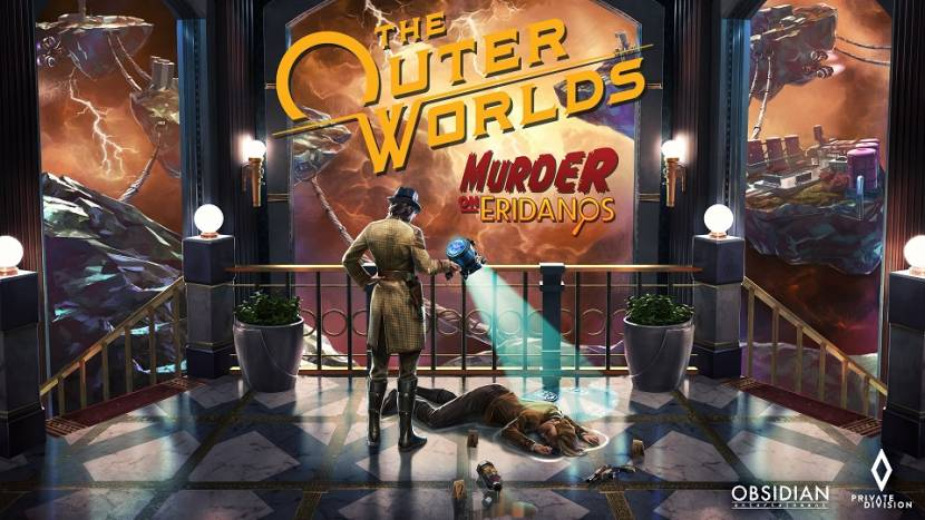 The Outer Worlds: Murder on Eridanos nu ook op Switch