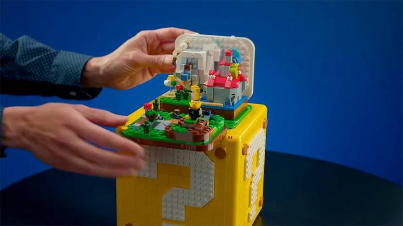 Deze LEGO-set van Mario bevat een pak verrassingen