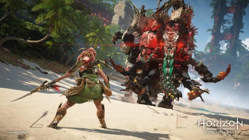 Hoofd PlayStation Studios pocht met prachtig Horizon-beeldje