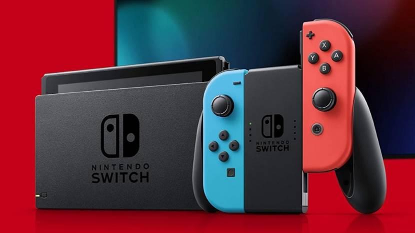 Officiële prijsdaling voor basismodel van Nintendo Switch