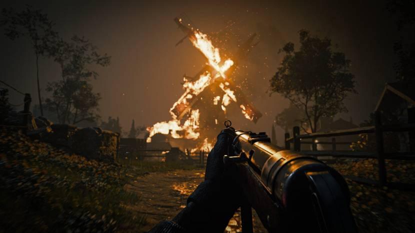 Iedereen kan dit weekend alvast de Call of Duty: Vanguard multiplayer spelen