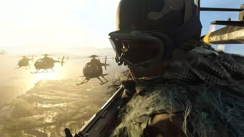 Warzone bans verhuizen mee naar Call of Duty: Vanguard