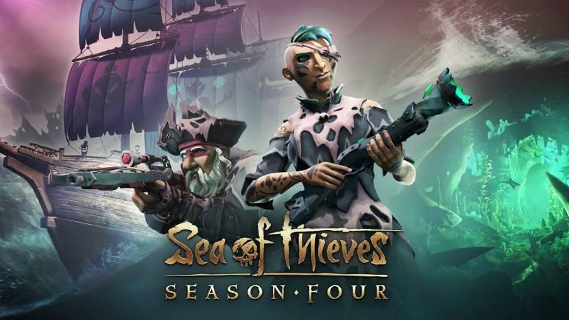 Season 4 van Sea of Thieves duikt dieper in de zee