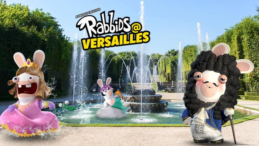 Ubisoft en Paleis van Versailles slaan handen in elkaar