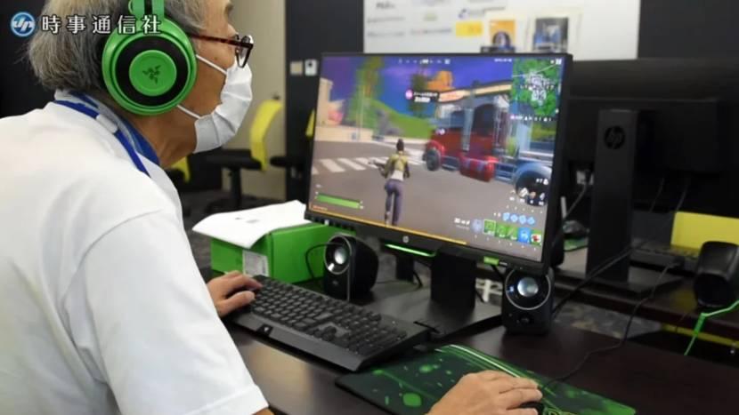 Esports team met alleen maar bejaarden wil aandacht vestigen op positieve effecten van gamen