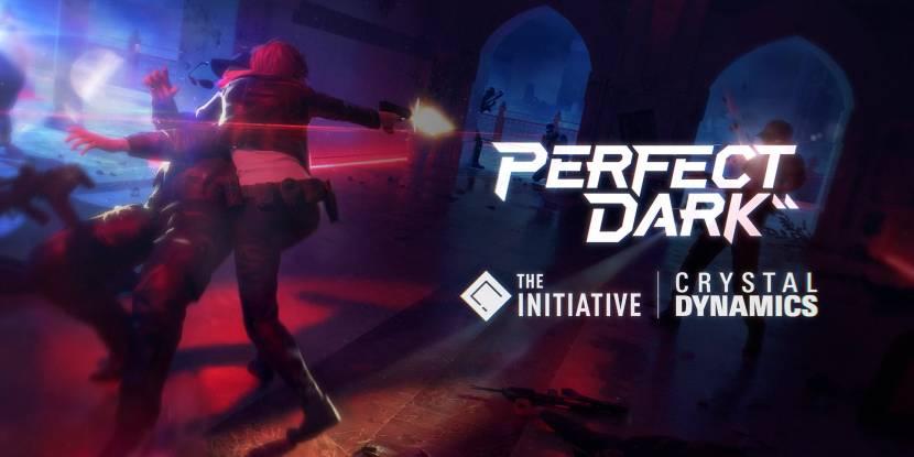 Ook Crystal Dynamics werkt aan nieuwe Perfect Dark