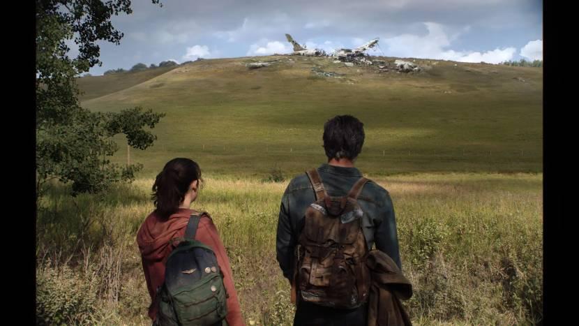 Eerste teaser voor The Last of Us-serie