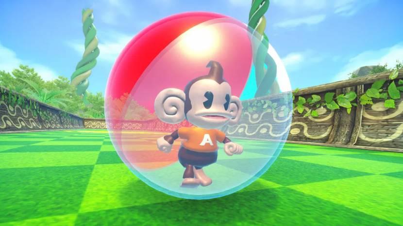 Announcer Super Monkey Ball in de clinch met Sega
