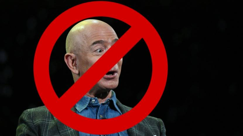 Bezos als username? Mag niet in New World
