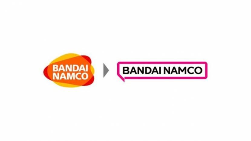 Bandai Namco heeft een nieuw logo