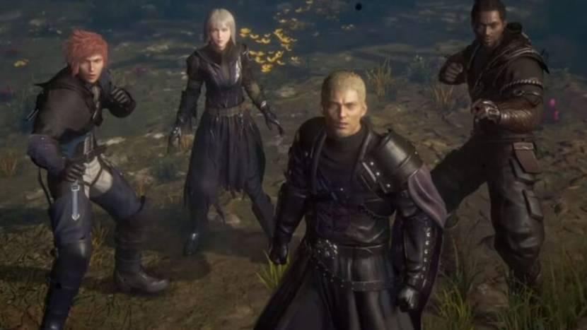 Releasedatum, trailer en demo voor Final Fantasy Origin