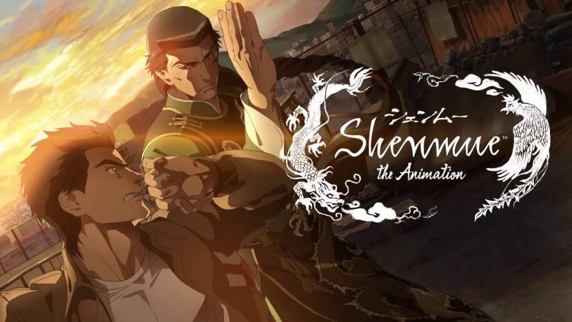 Eerste trailer van Shenmue anime