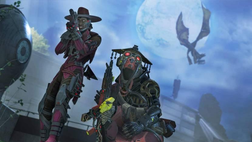 Griezelen met Apex Legends in Monsters Within