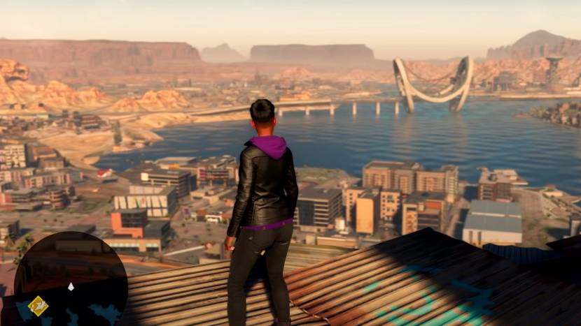 Nieuwe Saints Row toont wat gameplay en doet denken aan San Andreas