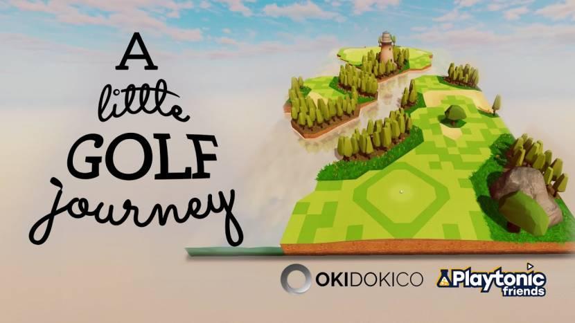 REVIEW | Een rustgevend potje golf in A Little Golf Journey